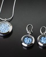 BLUE STONES Žydri akmenukai